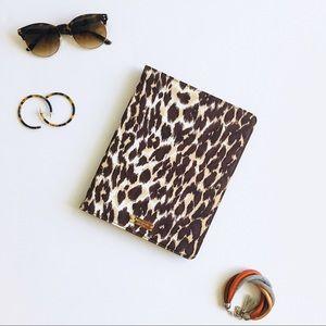 Leopard Kate Spade iPad(1-3 gen) Case.